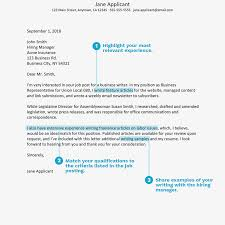 Newsletter Cover Letter Sample Cover Letter Writing Position