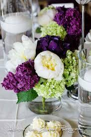 (peony and hydrangea arrangement | ... hydrangea dark purple lilac