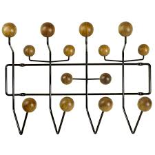 Vitra Coat Rack Vitra Hang it all coat rack chocolate Finnish Design Shop 15