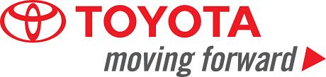 toyota logo moving forward. Plain Toyota And Toyota Logo Moving Forward C