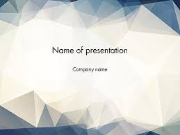 Powerpoint Bg Hipster Triangles Pattern Powerpoint Template Backgrounds