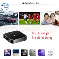 Android TV Box X96 Mini – Ram 2GB, Rom 16GB Thiết bị giải trí đỉnh cao –  Công Nghệ Việt 365
