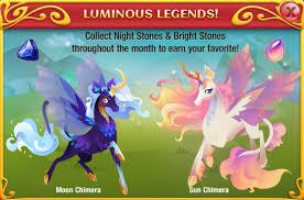 <b>Luminous</b> Legends