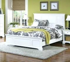 Cheap White Bed Set Stylish Get Alluring Visage Displaying A White ...