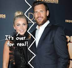 Julianne Hough Officially FILES FOR ...