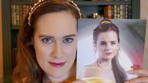 beauty and the beast emma watson belle makeup tutorial