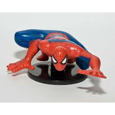 Spider Man Mini Magnet Cake Topper 11street Malaysia Party