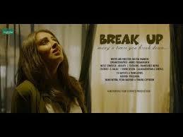 Break Up Many A Times You Breakdown Malayalam Lyrical Short Film Extraordinary Breakup Malayalam
