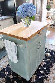 beautiful design small kitchen island on wheels 30