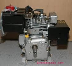 TECUMSEH LH195SA-67418-5HP horizontal crankshaft engine