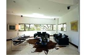 small cowhide rug cowhide rug living room ideas large size of living cowhide rugs cream cowhide