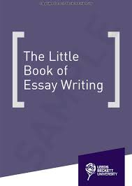 preview of the little book of essay writing < publications  the little book of essay writing preview 1