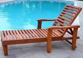 swimming pool lounge chair. Pool Lounge Chair Wood Swimming I