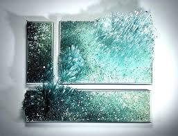 viz art glass wall artwork blown decor chandeliers seattle viz art glass