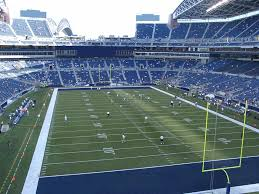 Centurylink Arena Seattle Seating Chart Centurylink Field View From Hawks Nest 150 Vivid Seats