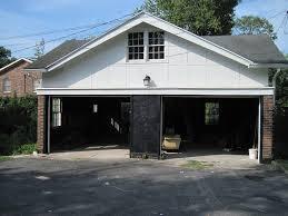 garage door installation open