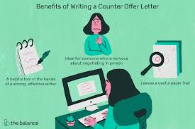 How To Write Counter Offer How To Write A Counter Offer Letter With Examples