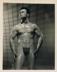 Male Models Vintage Beefcake April 2016