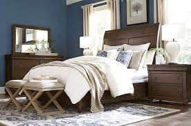 Rug under bed placement Grey Bedroom Area Bassett Furniture The Right Rug Size Under Your Queen Bed
