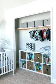 cute closet organization ideas best nursery on baby small door organizatio