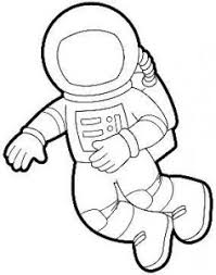 Small Picture Astronaut suit Crafts and Worksheets for PreschoolToddler and