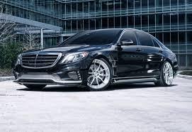 Prior Design Mercedes C-Class Sedan C63 AMG Black Edition Wide ...