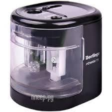 Купить <b>Точилка</b> электрическая Berlingo Power TX Black ...