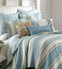 Best 25+ Coastal bedding ideas on Pinterest | Coastal bedrooms ... & Think I need to make some sea & beach themed pillows for my bedroom. From  Charming decorations. Adamdwight.com