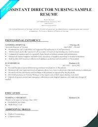 Nurse Manager Resume Cool Nurse Manager Resume Mkma