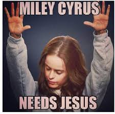 The 30 Best Miley Cyrus VMA Memes — Feat. Hank Hill's Butt | Heavy ... via Relatably.com