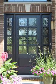 clear beveled glass 8 lite mahogany exterior front door with flemish glass