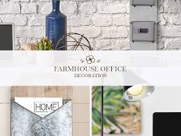 how to decorate office. How To Decorate A Farmhouse Office You\u0027ll Love Work In