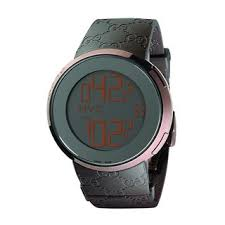 gucci men s ya114209 114 i gucci brown gg rubber digital watch gucci men s ya114209 114 i gucci brown gg rubber digital watch shipping today overstock com 13266801