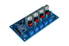 Ac Light Dimmer Module Arduino 4ch Ac Led Light Dimmer V2 Module Controller Board By Krida
