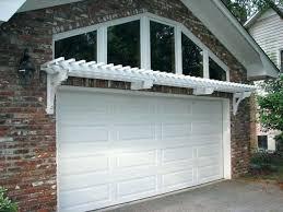 garage door arbor trellis plans pergola kit luxury doors over the aluminum kits pictures 9 garage pergola door arbor