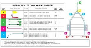 trailer lights wiring car trailer lights wiring diagram in tail light adorable to for best harness