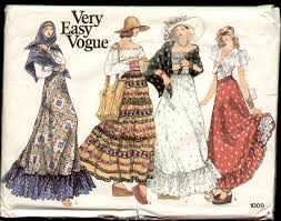 Vintage Patterns Wiki Gorgeous Dirndl Skirts From The 48s From Vintage Patterns Wiki Traditional