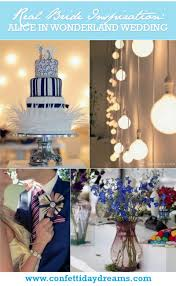a wonderland wedding