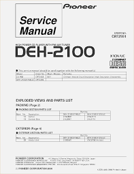 pioneer deh 2100ib wiring diagram davehaynes me Python 1400XP Troubleshooting lovely pioneer deh 2100ib wiring diagram electrical and