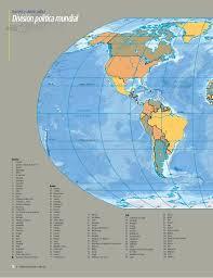 Una vez más el contenido de la nueva edición se adapta perfectamente. Atlas De Geografia Del Mundo Segunda Parte