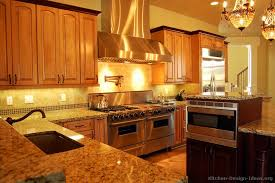 Small Picture Pictures of Kitchens Traditional Two Tone Kitchen Cabinets