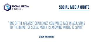 Quotes About Social Media Inspiration Social Media Quote