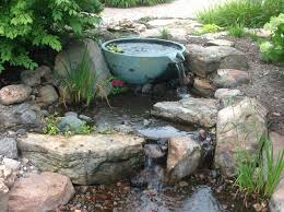 decorative container water gardens in rochester ny by acorn low maintenance landscape ideas for your
