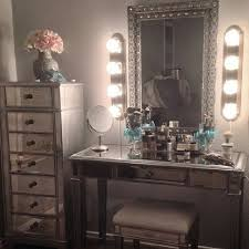 brilliant hollywood vanity table with 25 best mirrored vanity table ideas on home furnishings white makeup