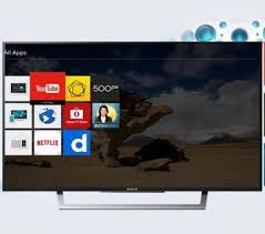 sony tv small. sony bravia w750d 43\ tv small o