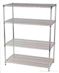 201 stainless steel wire shelving 1