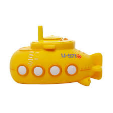 submarine bath radio