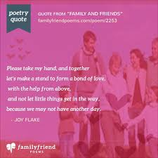 friends i m sorry poems
