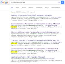 Download Windows Adk The Numerous Versions Of Microsoft
