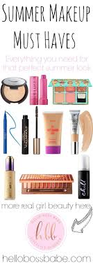summer makeup must haves don t you it when the summer heat cranks up and your makeup starts melting like a popsicle on the fourth of july